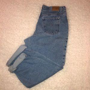 Vintage Tommy Hilfiger women's jeans